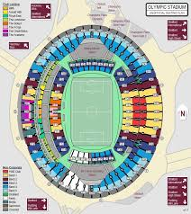 Uk Football Stadium Seating Chart London Stadium Seating Plan Claretandhugh