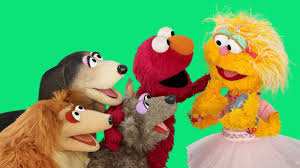 Rocco was established as an imaginary friend for zoe to bring around to play time with elmo and she proceeded to use rocco to get elmo to play the games or do the things she wanted to do. Overcoming Fears Through Pretend Play Crafts Pbs Kids For Parents