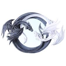 Small Picture 11245 ying yang dragon wall mirror 900x900jpg