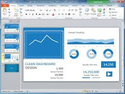 microsoft powerpoint examples powerpoint dashboard examples scff info