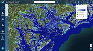 sea level rise viewer