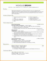Resume Format For Sap Fico Freshers Elegant Sap Fresher Resume