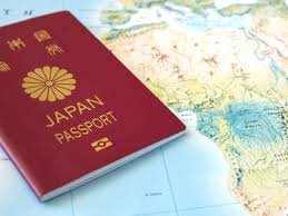 The Most Powerful Passports Of 2019 Japan Leads Singapore