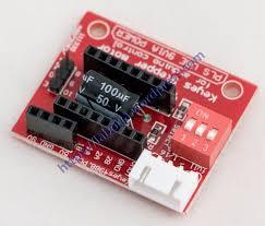 a4988 stepper motor control board borja home page 3d printer a4988 drv8825 stepper motor control board expansion board
