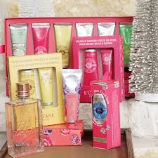 bath and body holiday gift sets from l occitane