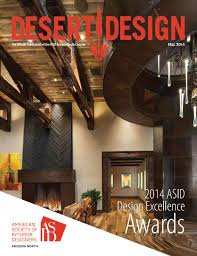 Desert Design Magazine Fall 2014 by Arizona North Chapter of ASID - issuu