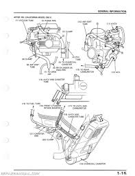 honda vtc shadow motorcycle service manual 1985 1986 honda vt1100c shadow motorcycle service manual