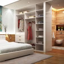 Begehbarer Schrank Im Schlafzimmer Auf Maß Planen Schrankwerkde