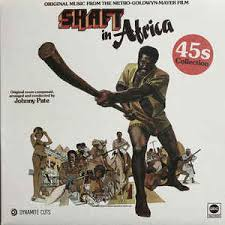 Johnny Pate – Shaft In Africa (45s Collection) (2020, Vinyl) - Discogs