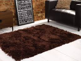 picture of sumptuous brown gy rug