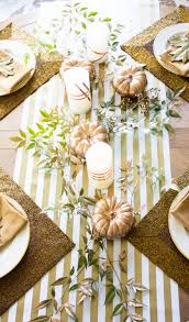 20+ Thanksgiving Table Decor Ideas - Thanksgiving Table Settings ...