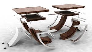 Furniture Best Transforming Space Saving Coffee Table Converts To - Coffee chairs and tables