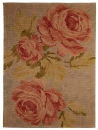 Colours Sadie Multicolour Rose Rug (L)1.7m (W)1.2m | Departments | DIY at  B&Q