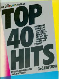 Billboard Top Chart Songs The Billboard Book Of Top 40 Hits Joel Whitburn