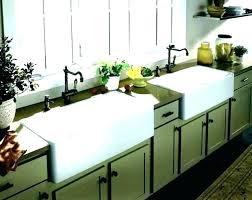 overmount a sink drop in farmhouse kitchen sinks drop in farmhouse a sink farm white p overmount a sink
