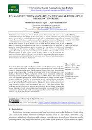Prasetyo bagus pramono 1441180041 program studi teknik informatika jurusan teknik elektro. Https Journal Iaimnumetrolampung Ac Id Index Php Jf Article Download 1261 617