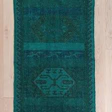 magical thinking overdyed kilim rug i urban outfitters