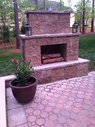 diy outdoor fireplace jpg 1 200 1 600 pixels for perfect fireplace patio