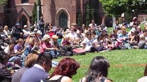 brown eyed girl sf uke jam summer uke splosion yerba buena gardens festival san francisco 2017