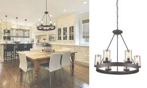 featured photo of rustic modern chandelier