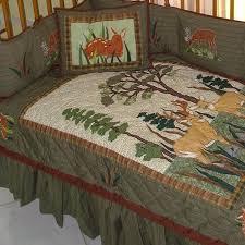 deer crib bedding deer baby bedding sets whitetail deer 6 piece crib bedding set by patch deer crib bedding