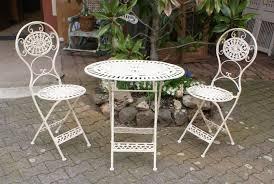 home and interior ideas garden table
