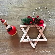Weihnachtsstern Eisstiel Holzstäbchen Anleitung Basteln