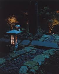outdoor lighting perspective. Nothing Compare To The Haunting Beauty Of Tree Lighting. This Zen-inspired Landscape Is Outdoor Lighting Perspective