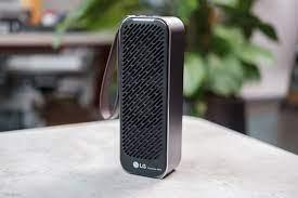 Trên tay máy lọc không khí LG Puricare Mini Air Purifier: thiết kế đẹp,  gọn, lọc bụi PM 10 - PM 1.0