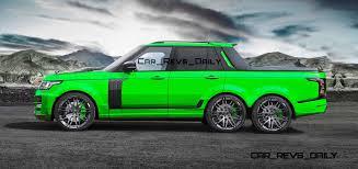 StarTech Range Rover 6x6 Pickup