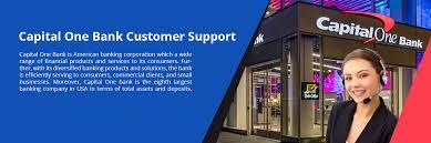 Capital One Bank Customer Service Capital One Bank Customer Service 1 877 383 4802