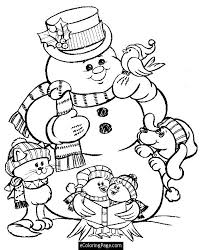 Small Picture 39 Christmas Dog Coloring Pages Gianfredanet