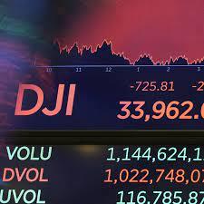 US stock markets tumble as investors ...