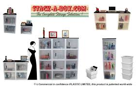 home and office storage. Stack-A-Box-easy-access-home-storage-system2 Home And Office Storage