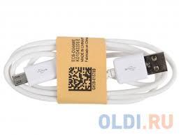Кабель MicroUSB-<b>USB Ritmix RCC</b>-<b>110</b> White для синхронизации ...