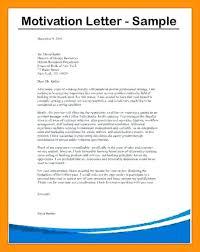 Motivation Letter For Job Motivation Application Christinegloria Us