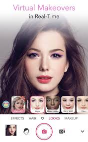 youcam makeup magic selfie virtual makeovers screenshot 1