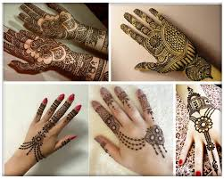 Indian Arabic Mehandi Designs Latest Simple Arabic Mehndi Designs For Hands 2017 Images