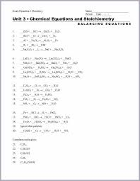 mole calculation practice worksheet answers awesome mole chemistry 121 worksheet equations and stoichiometry