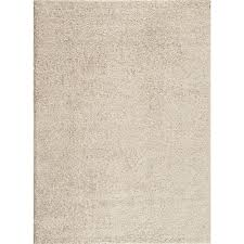 world rug gallery soft cozy solid cream 8 ft x 10 ft indoor area rug 2700 crm 8x10 the home depot