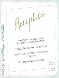 Best Free Wedding Invitation Templates Images On Cards Reception