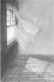 window pencil drawing. pin drawn window pencil drawing #6 n