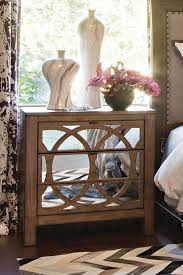 wood and mirrored furniture. brooke mirrored nightstand wood and furniture f