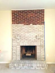 fireplace pros whitewashing fireplace bricks brick fireplace whitewash brick fireplace pros and cons fireplace pros columbus