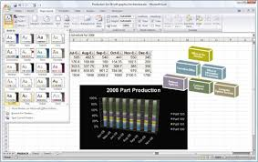 Excel Themes Applying A Design Theme To An Excel 2007 Workbook Dummies