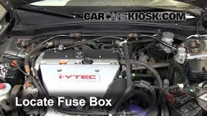 replace a fuse acura rsx acura rsx type s l  replace a fuse 2002 2006 acura rsx 2002 acura rsx type s 2 0l 4 cyl