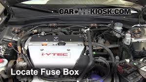 blown fuse check 2002 2006 acura rsx 2002 acura rsx type s 2 0l locate engine fuse box and remove cover