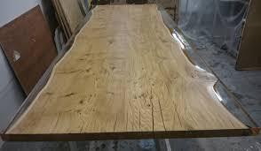 Tisch Epoxidharz Eiche Eagle Design
