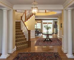 Multicolored Oriental Area Rugs For Entryway And Foyer (Image 19 of 28)