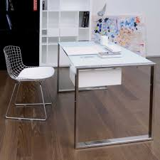home office desk components. Cool Simple Computer Desk With Wooden Varnished Home Office Components N